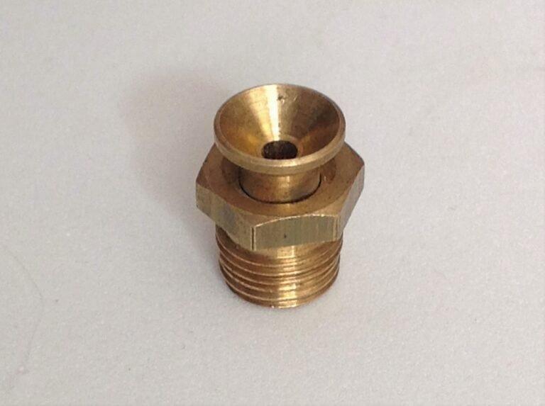 válvula de ar 1/8 BSP para eixo expansivo pneumático